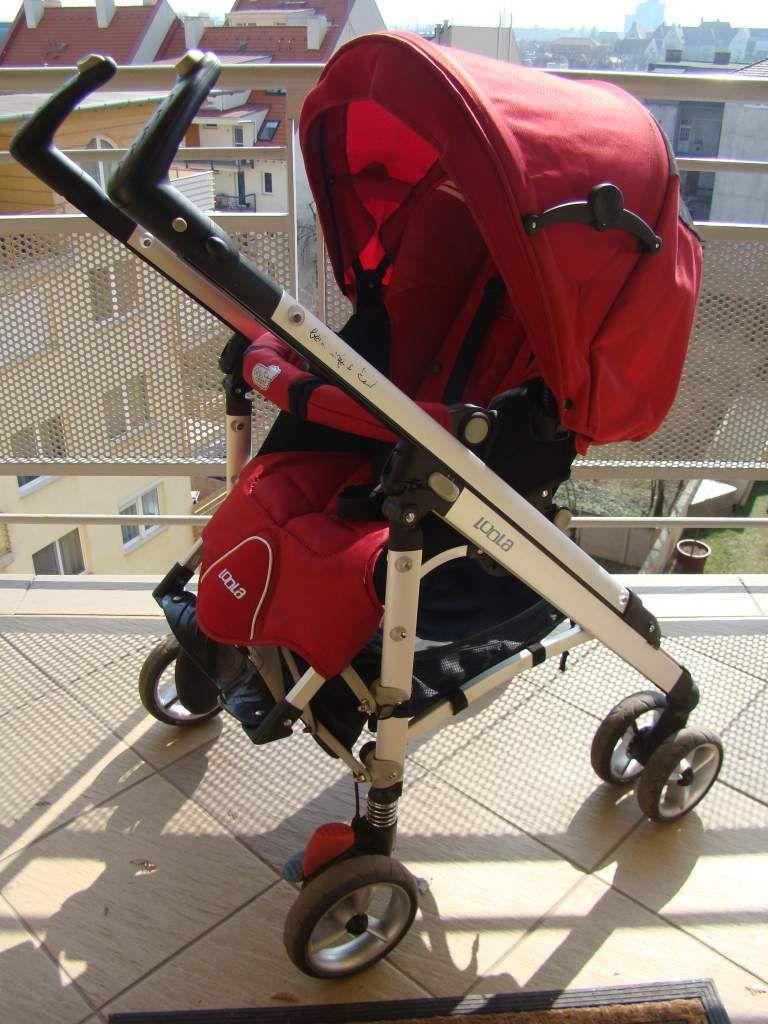 Bebé Confort LOOLA eladó!!!! Oxigen RED   babakocsi a8cf4d8ee7