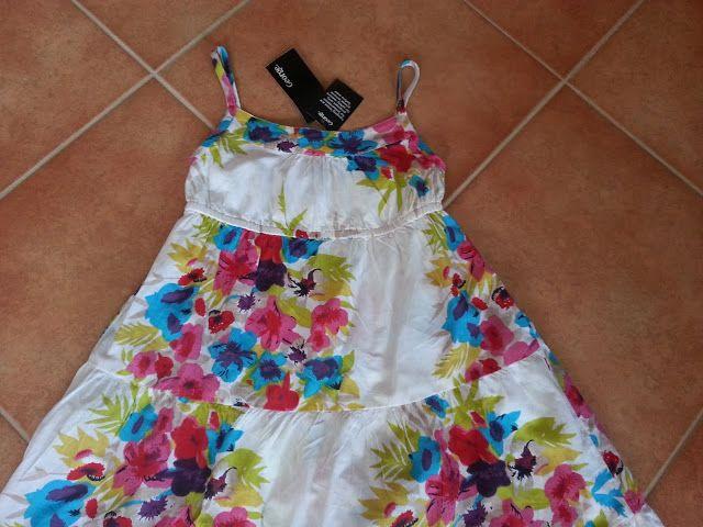 57594682c1 Pár db 122-128-134-es Next,George kislány ruha / Véglegesen ...