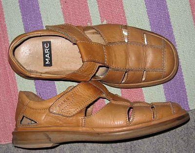SZUPER KÉNYELMES MARC 41-es SZANDÁL¤¤¤   cipő   Fórum 22521ce6ec