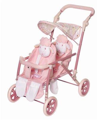 Baby Born és Baby Annabell babakocsik 4b2352ef94