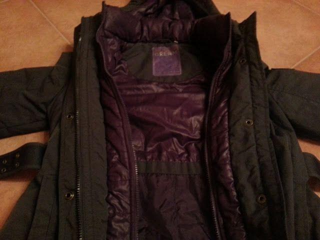 140 146 152 es kislány kabátok Benetton, Zara, C&A, Next