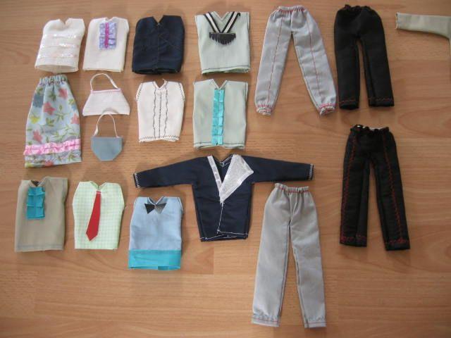 fc5d0c6e8a barbie fiú,Ken Mattel eladó! barbieruhacsomag / Véglegesen archivált ...