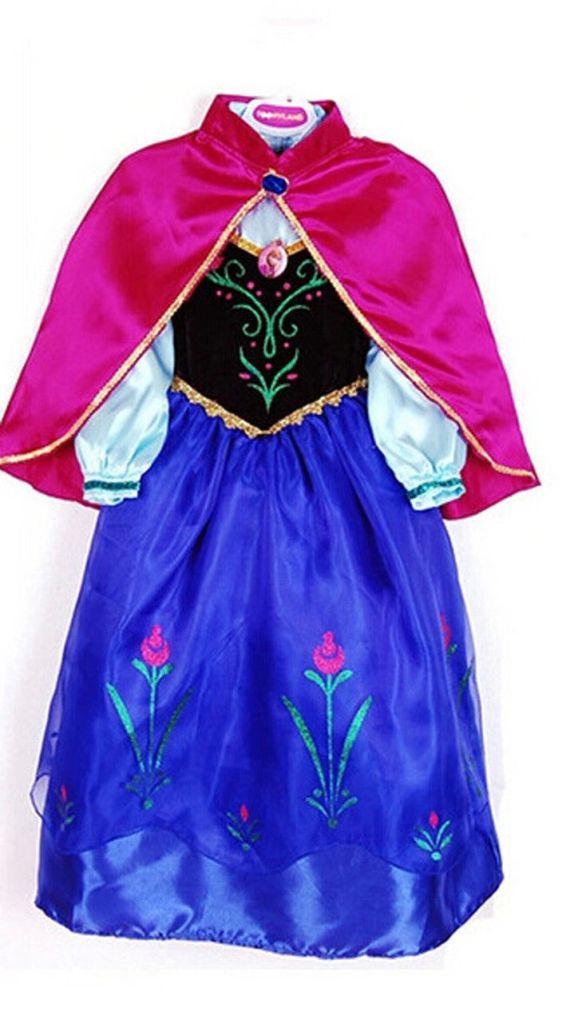 7f748cfe3a 110-es Anna (Frozen) jelmez / gyermekruha / Fórum