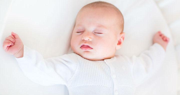 Mítoszok a babák alvásáról