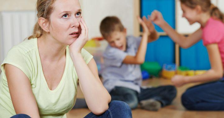 Hullafáradt anya vagy? Tanulj meg nemet mondani!
