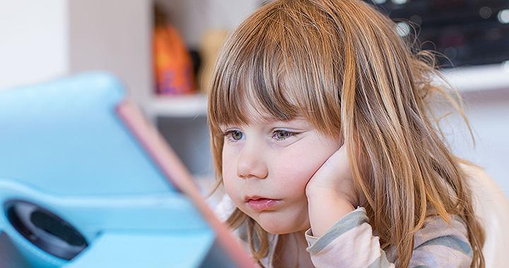 Nem tesz jót a gyermekek agyának a képernyő