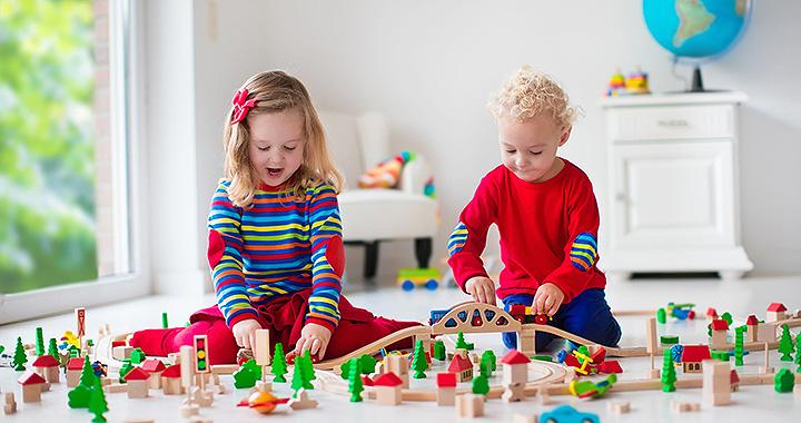 Így játszanak a gyerekek: a 6 legfontosabb állomás