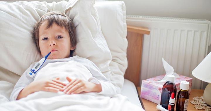 Miért veszélyesebb a kicsiknél az influenza?