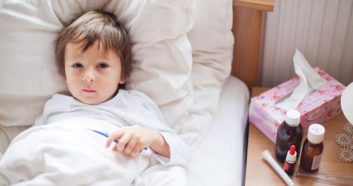 A beteg gyerek étrendje - Így segítsd a gyógyulást!