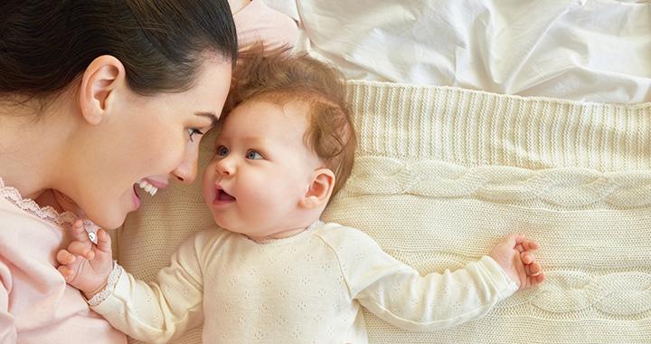 Együtt rezgünk: egymásra hangolódik a babák és a mamák agya