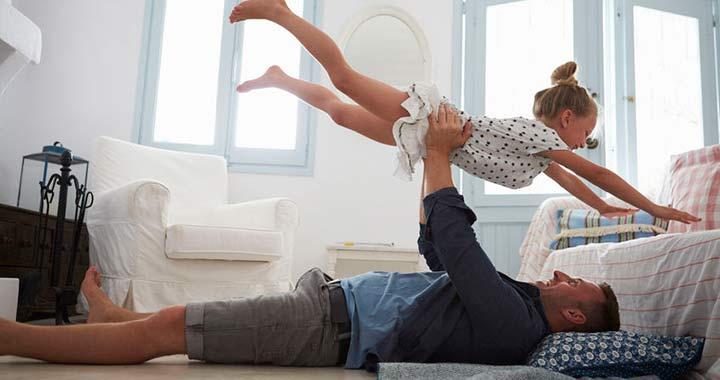 A jó apa-lánya kapcsolat elengedhetetlen az önbizalomhoz