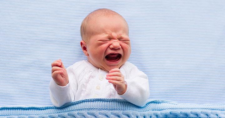 Miért sírhat a baba?