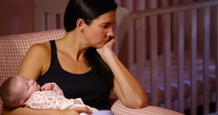 Így aludhatsz jobban a baba születése után