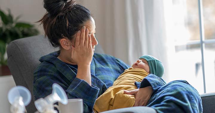 Anyautam: segítség a szülés utáni depresszióban szenvedőknek