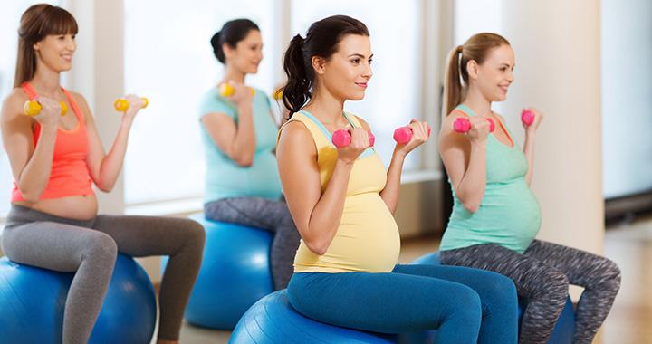 Mozgás a terhesség alatt - praktikus tippek, javasolt gyakorlatok