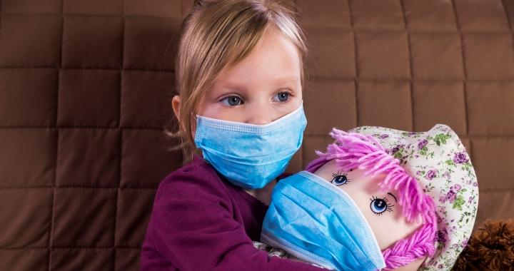 A gyerekek minden korcsoportja fogékony a koronavírusra