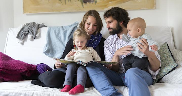 Így szerettesd meg a gyermekeddel az olvasást