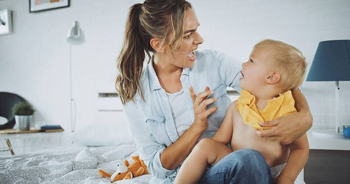 Hogyan tudom kezelni a gyermekem viselkedését anélkül, hogy rákiabálnék?