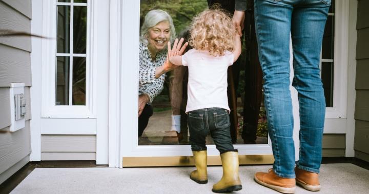 Így hat a gyerekre a szociális távolságtartás