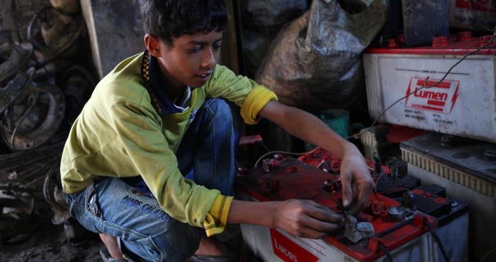 Minden harmadik gyerek szenved ólommérgezésben a világon