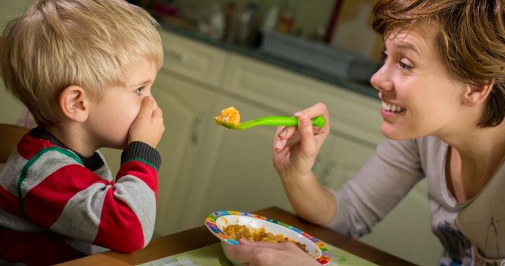 A gyerekek nem mindig növik ki a válogatósságot