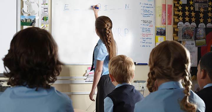 Az Emmi szerint az iskolák egy százalékában kellett intézkedni a koronavírus miatt