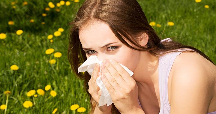 A kezeletlen allergia asztmává fajulhat