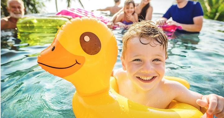 Melyik a legbiztonságosabb úszógumi a gyerekeknek?