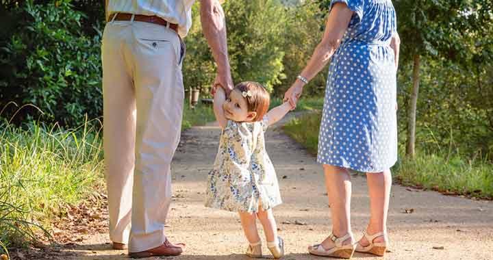 Így lesz jobb a szülő-nagyszülő kapcsolat