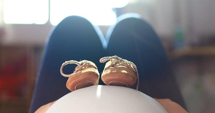 Minden terhesség más - a fitnesz influencer fotókkal bizonyítja