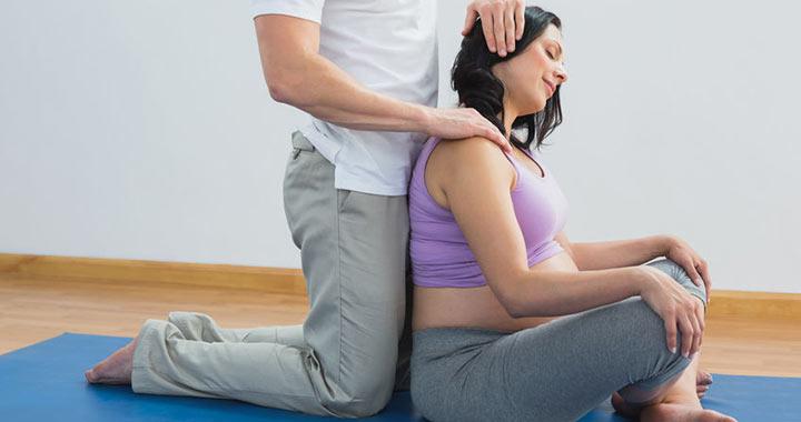 Terhességi hátfájás: masszíroztassuk vagy ne?