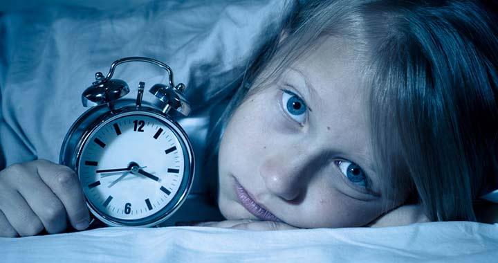 A gyerekek harmada alvászavarral küzd