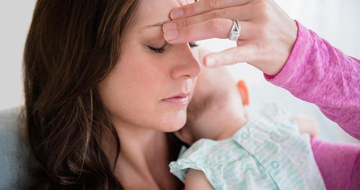 Hogy lehet túlélni friss szülőként a kimerültséget?