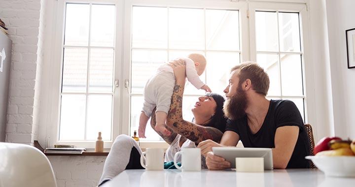 Ilyen az életed a baba megszületése után