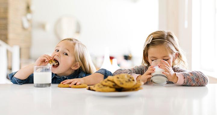 A gyermekkori tejfogyasztás csökkenése hatással lehet a hosszú távú egészségre
