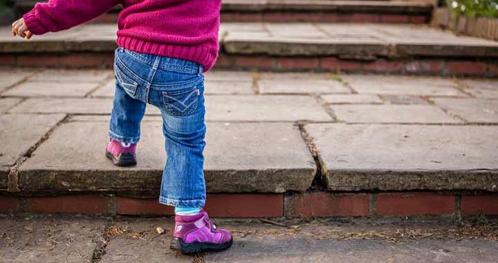 A lépcsőzés mint mérföldkő