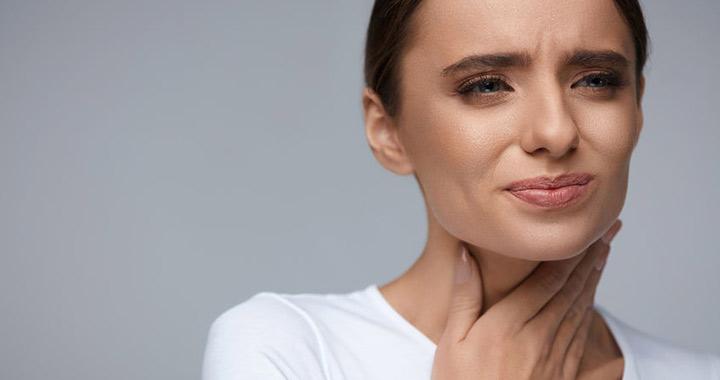 A jódhiány 5 gyakori tünete
