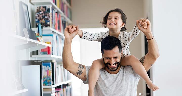 Ezért fontos, hogy apa is játsszon a gyerekkel!