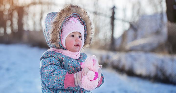 Ezért olyan különlegesek a januári babák