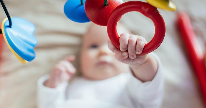 Hogy játsszunk a babával?