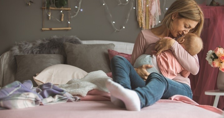 Az ismeretlen altatódalok is pihentető hatással lehetnek a babákra