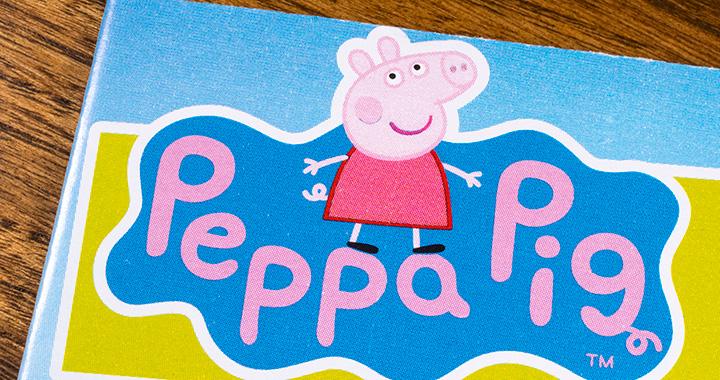 Így jár, aki Peppa malacot néz