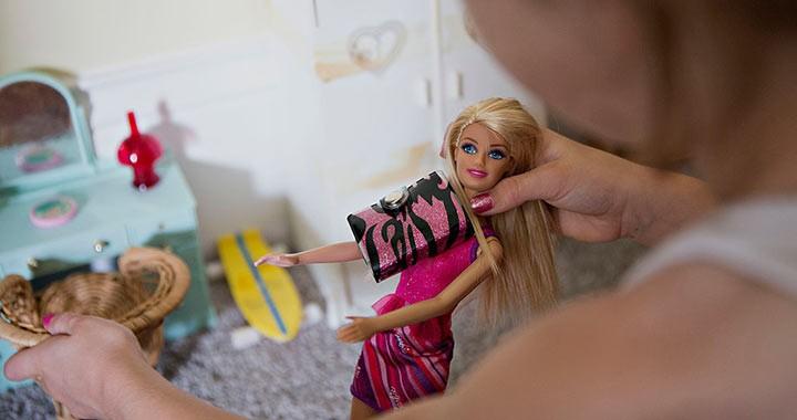 Új inspiráló nővel bővült a Barbie-kollekció