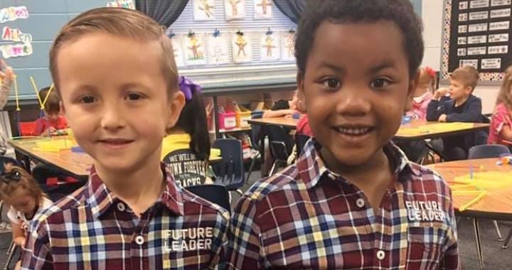 Csodálatos lecke két kisfiútól