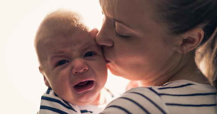 10 tipp, ha fáj a baba hasa