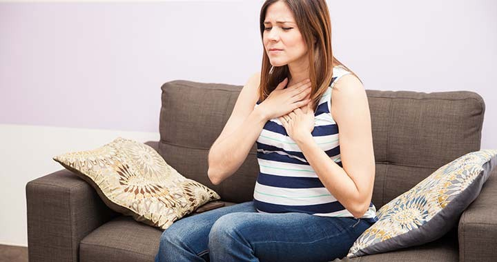 Terhesség alatti reflux: mi a teendő?