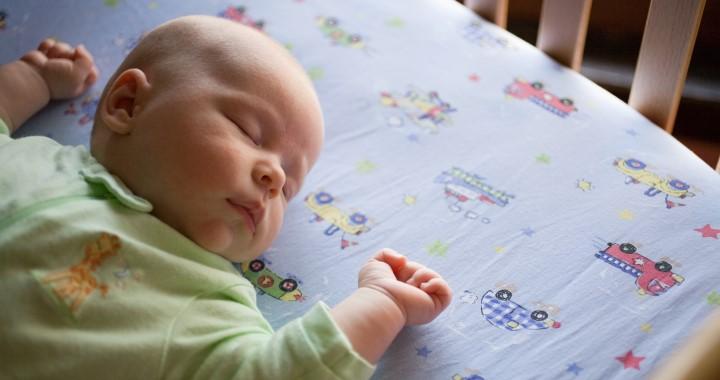 Jobban alszik a baba, miután kint volt?