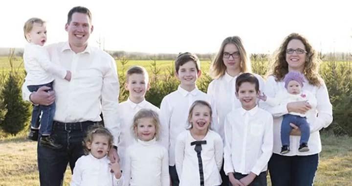 Már 10 gyerekük van, de még szeretnének