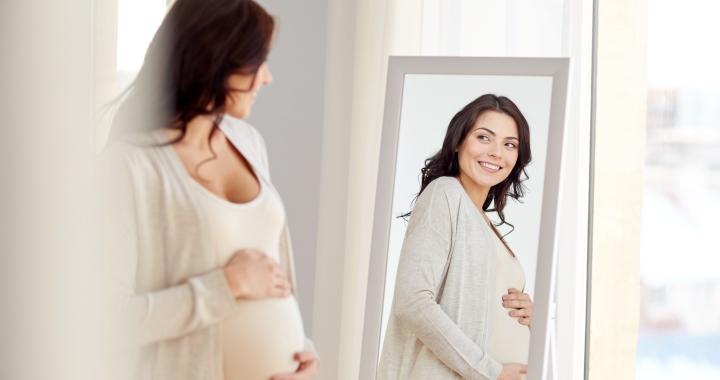 """Mi az oka a """"terhességi ragyogásnak""""?"""
