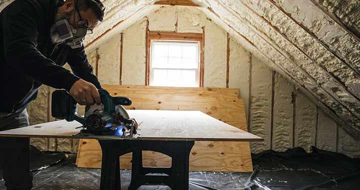 Akár a CSOK teljes összege felvehető lesz tetőtér-beépítésre is